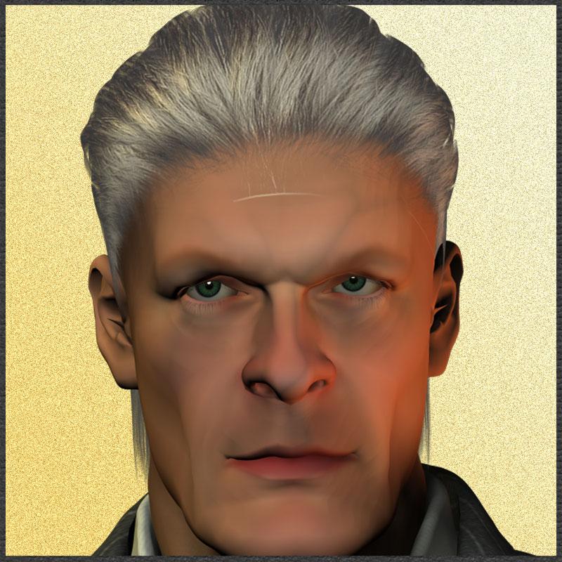 <b>le Colonel</b><br />José Phinebacker