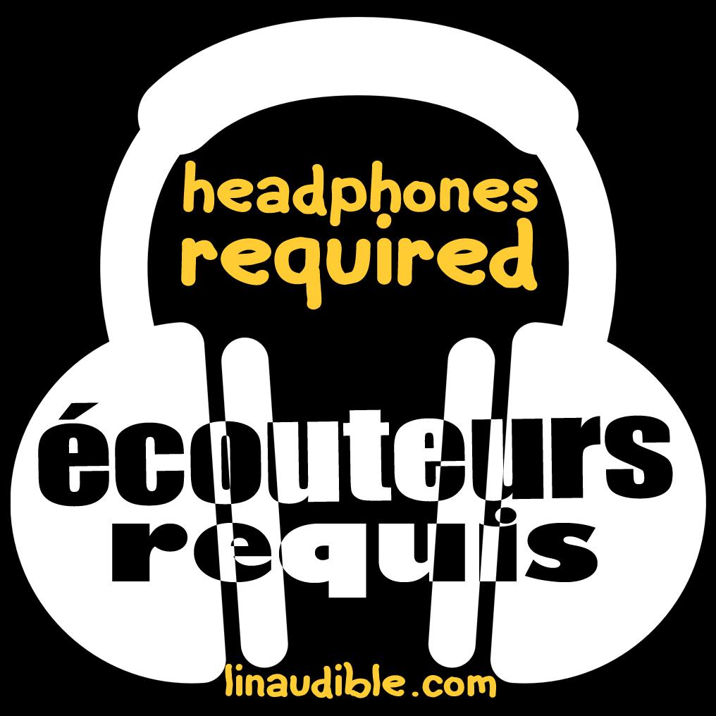écouteurs requis